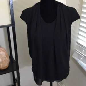 COS Pleated Blouse